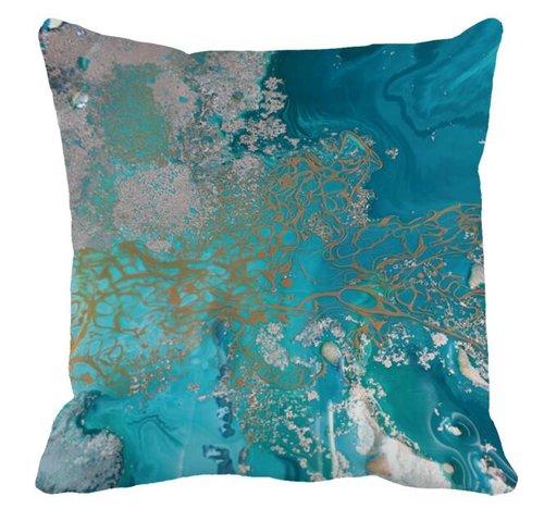 Brenda Stone  'Art Cushion'  Polyester